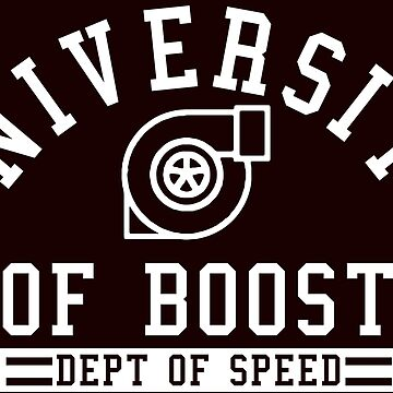 University of boost by schnibschnab