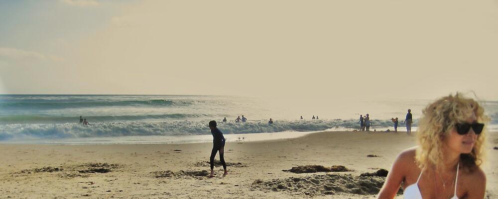 Laguna Beach by SamLowry