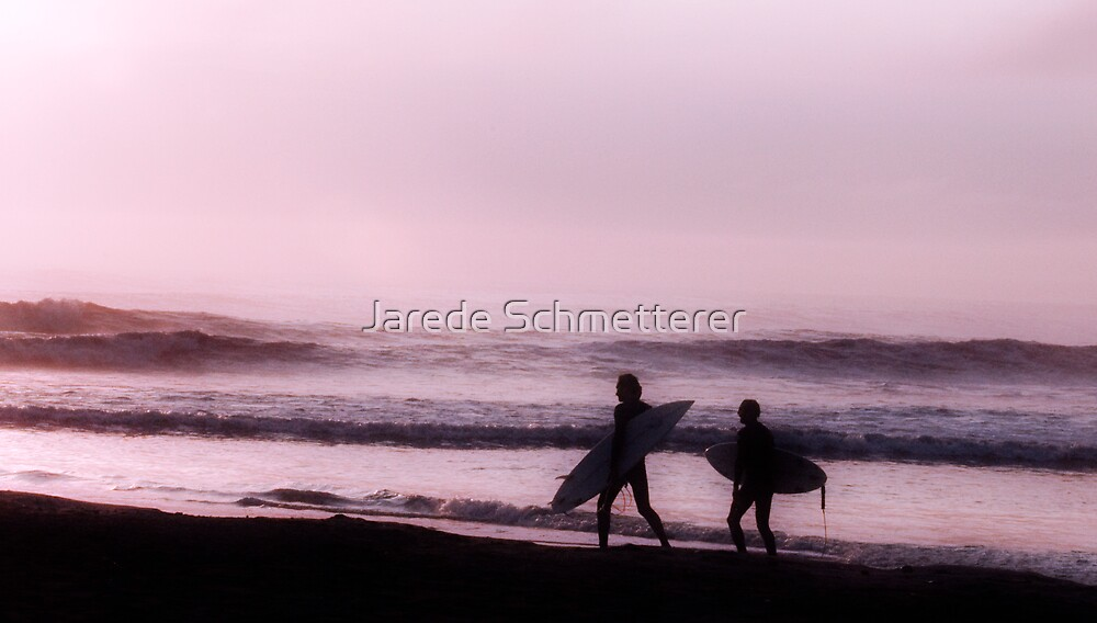 Heading Home by Jarede Schmetterer