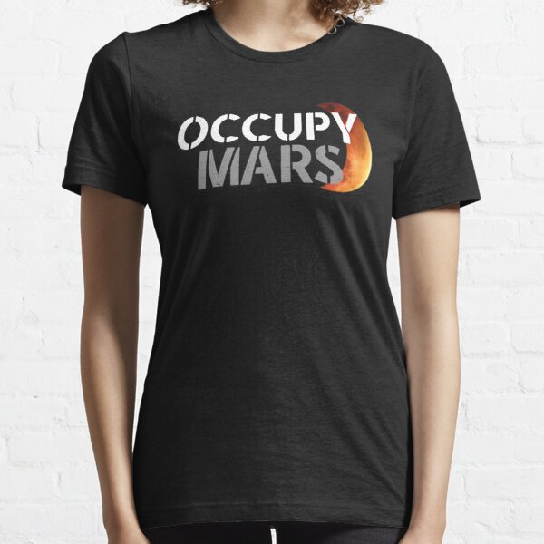 O MARS Essential T-Shirt