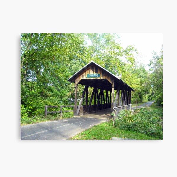 Boy Scout Bridge- 2009 Canvas Print