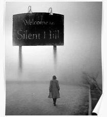 Póster Welcome To Silent Hill