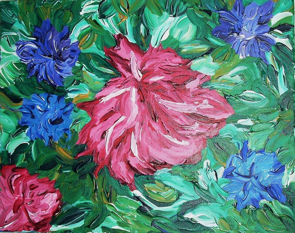 Floral by Mistyarts