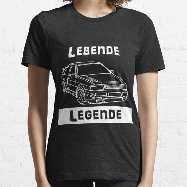 Audi Quattro Urquattro Essential T-Shirt