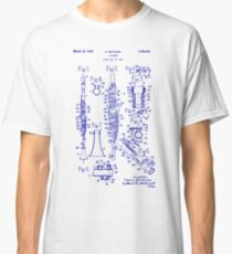 Camiseta clásica Clarinete