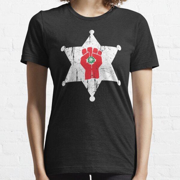 Gonzo Sheriff Hunter S Thompson Essential T-Shirt