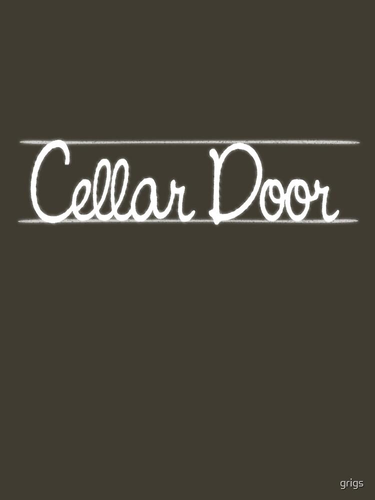 Cellar Door | Unisex T-Shirt