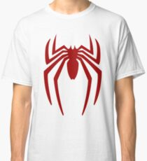 Spider Red Classic T-Shirt