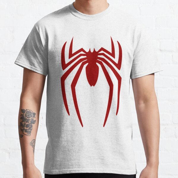 Spider Red Camiseta clásica
