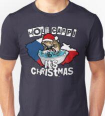 Czech Republic Apparel Christmas Holy Carp  Unisex T-Shirt