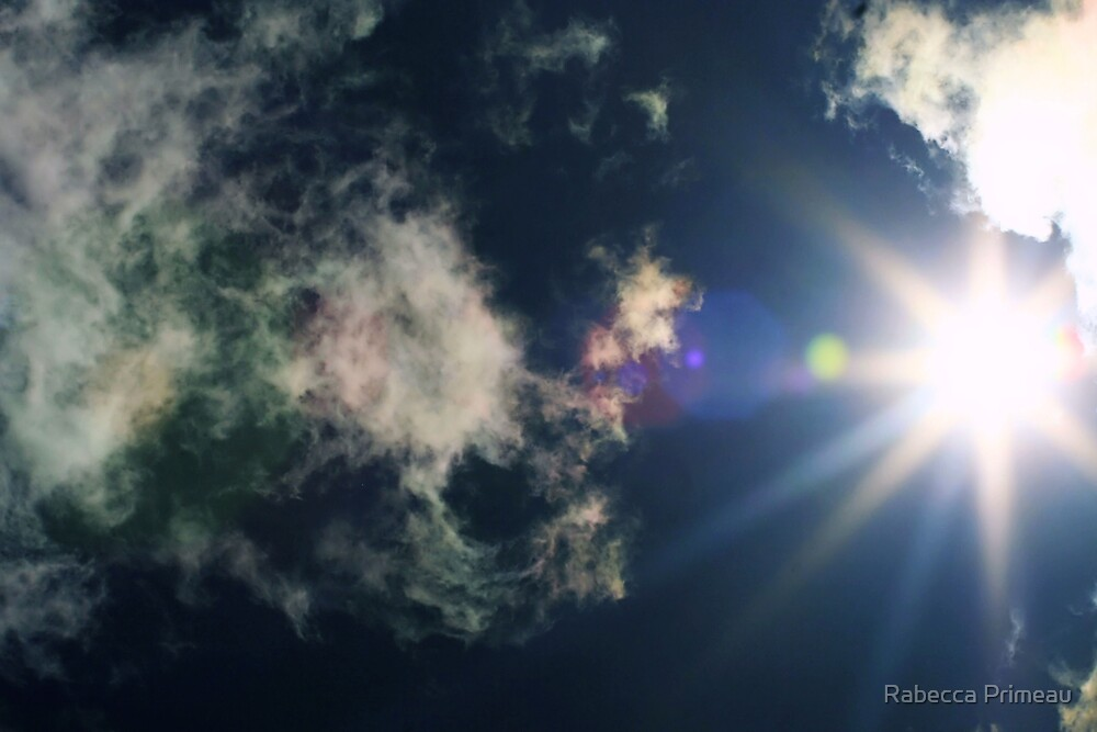 Starburst from Heaven by Rabecca Primeau