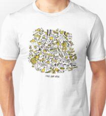 Tour Jacket T-Shirts | Redbubble