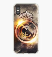 real madrid iPhone Case