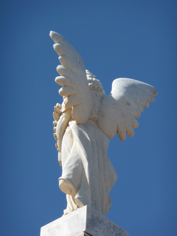 Angel at Semaphore 2 by minerva13