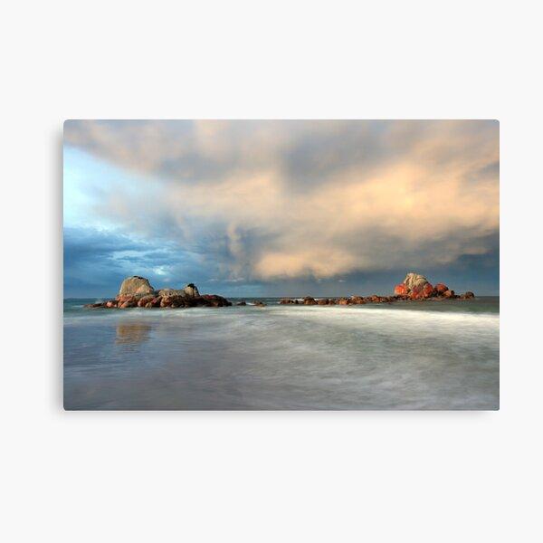 Picnic Rocks, Eddystone Pt, Tasmania Canvas Print