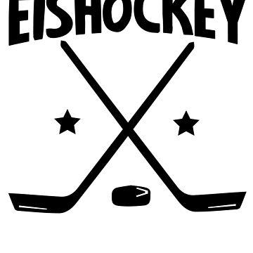 Ice hockey sticks by tarek25