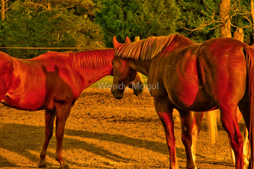 Love Equestrian Style  by Wendy Mogul
