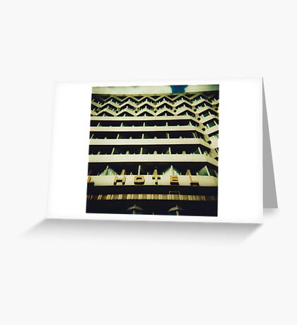 LHOTEL Greeting Card