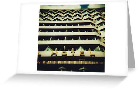 LHOTEL by onetonshadow