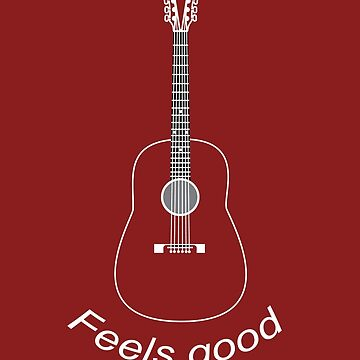 Guitar feels good by nnerce