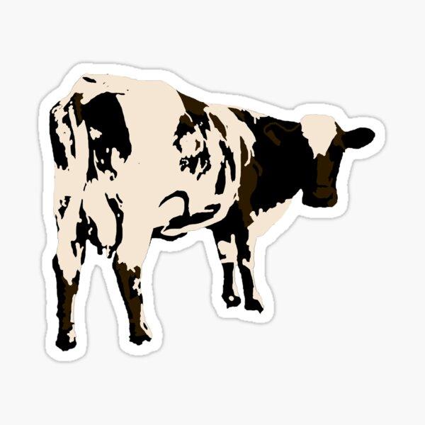 Atom Heart Mother - Cow Sticker