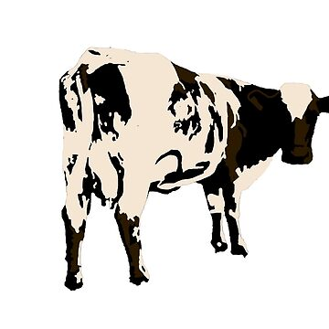 Atom Heart Mother - Cow by RocketBrother