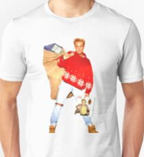 Jason Donovan - When You Come Back To Me This Christmas Day Unisex T-Shirt