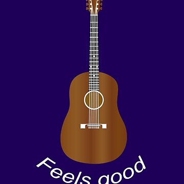 Guitar feels good w by nnerce