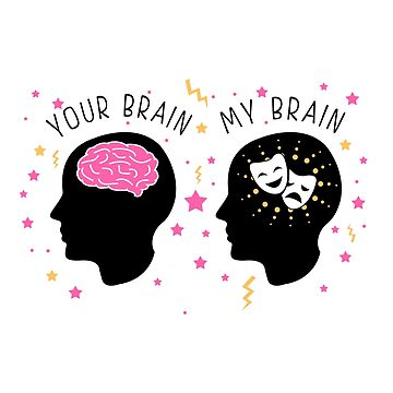 Theatre Brain by KsuAnn