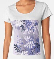 Interleaf 3 Premium Rundhals-Shirt