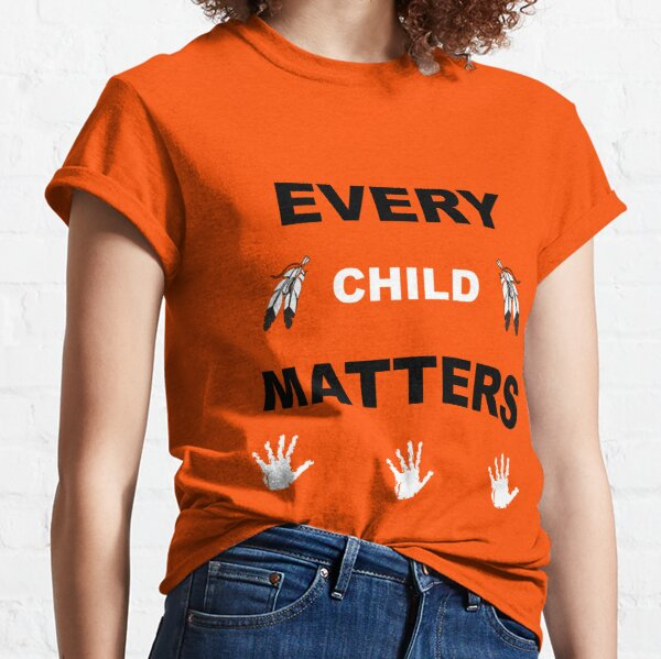 Orange Shirt Day 2019 Every Child Matters T-shirt Classic T-Shirt