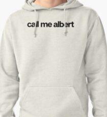 Appelez-moi Albert - Cool Stickers personnalisés Sweat à capuche