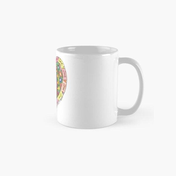 Loving the Love Heart Classic Mug