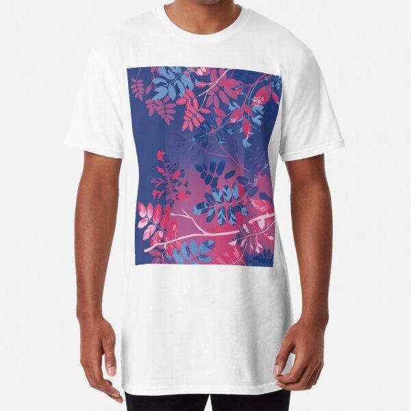 Interleaf 4 Long T-Shirt