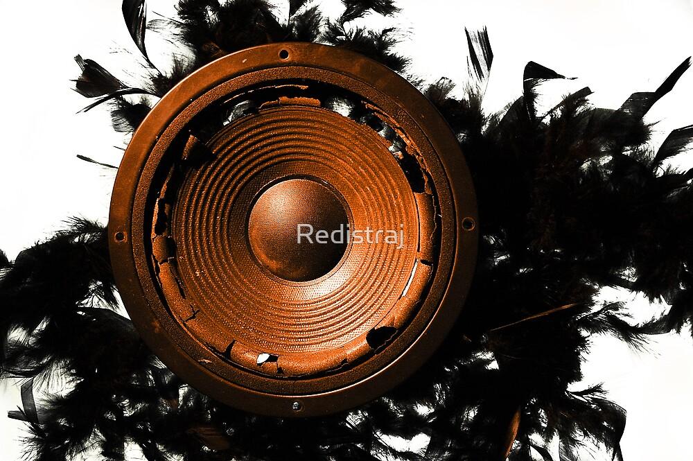 Speaker Glamour by Redistraj