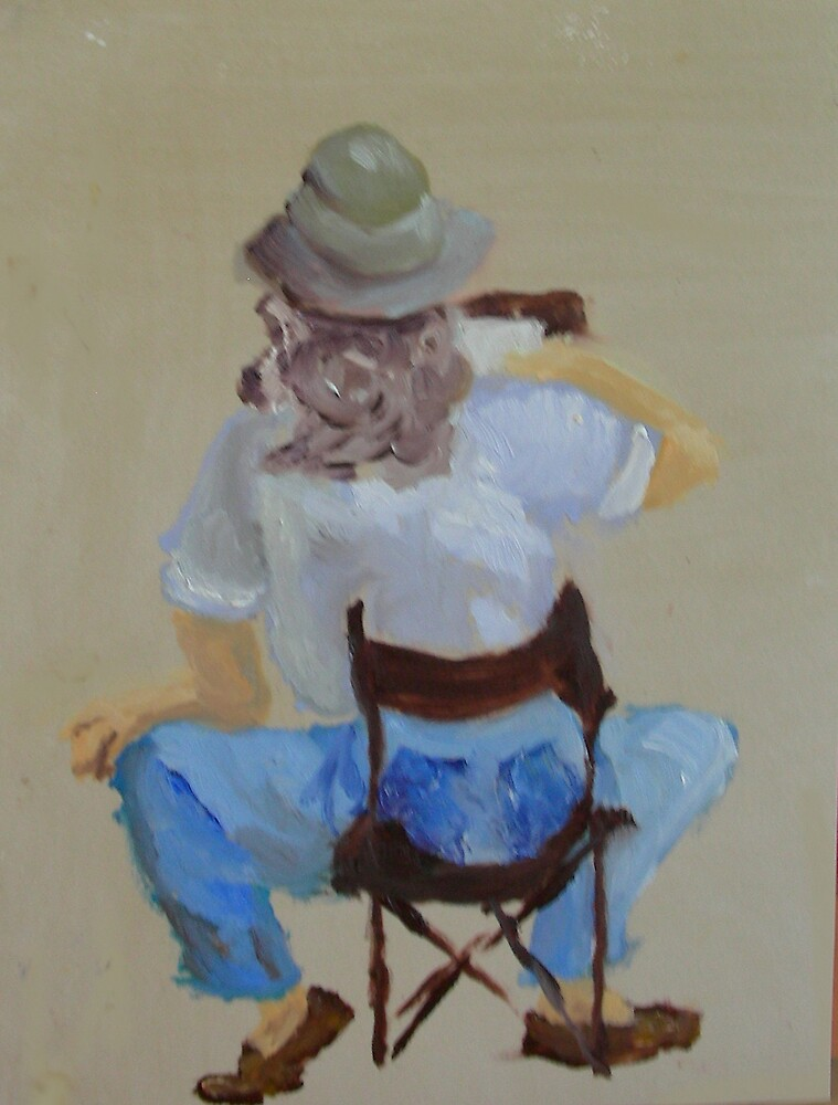 Lynn Russillo by Phyllis Dixon