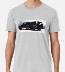 Camiseta premium Mercedes Benz G Wagon