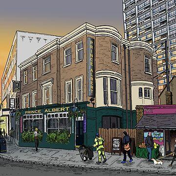London Sunrise by matjackson