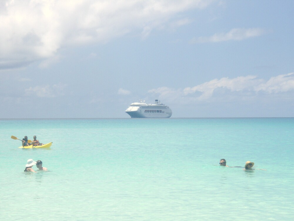 What A Way To Spend Summer - New Caledonia by Matthew Lane