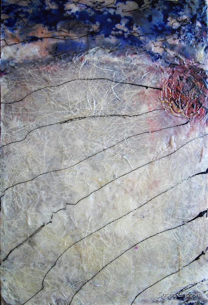 Encaustic 1 by Susan Grissom