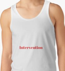Intervention Tank Top