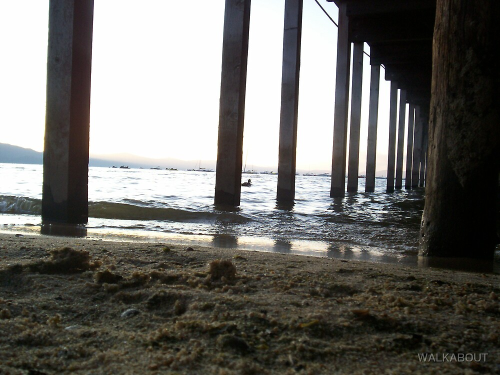 Pier #2 by WALKABOUT