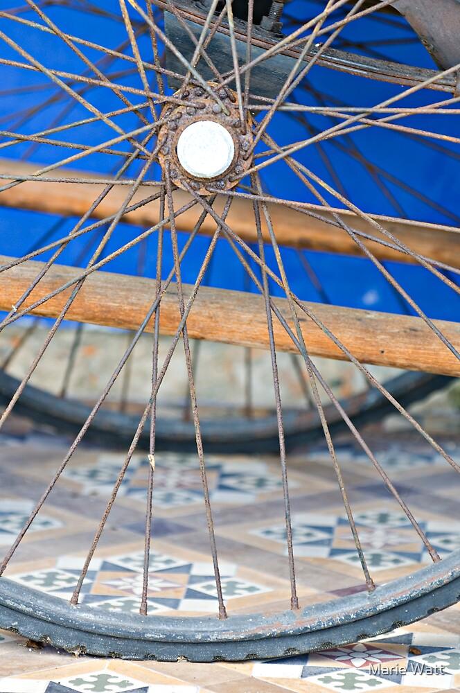 Trishaw by Marie Watt