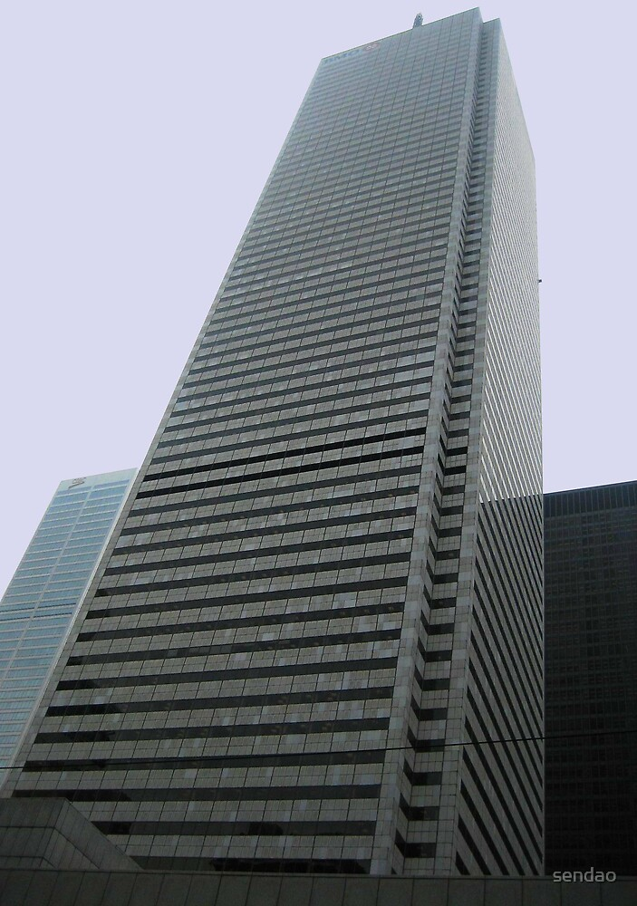 The topmost Canadian building!... by sendao