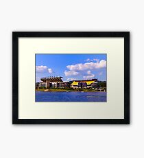 Pittsburgh's Heinz Field Framed Print