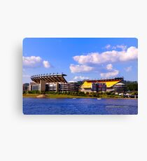 Pittsburgh's Heinz Field Canvas Print