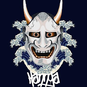 Hannya by oxLeinadxo