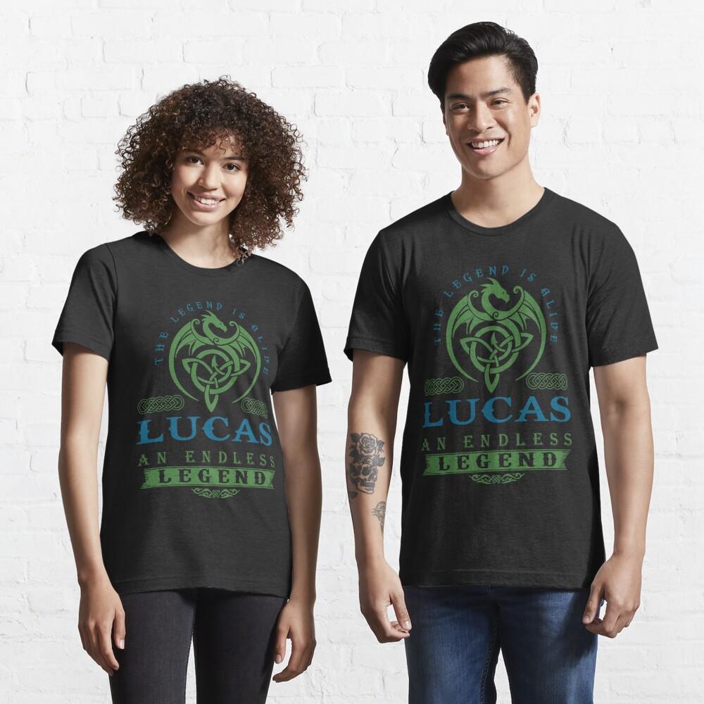 Legend T-shirt - Legend Shirt - Legend Tee - LUCAS An Endless Legend Essential T-Shirt