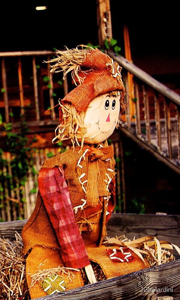Little Scarecrow Boy by JGhelardini