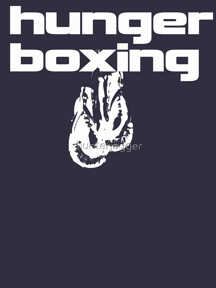 Hunger Boxing by hunterjagger